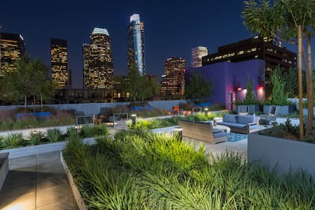 Luxury DOWNTOWN LosAngeles Apartment BEST LOCATION