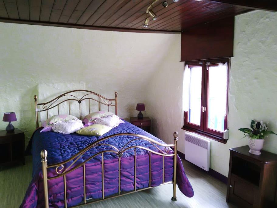 vue chambre 1 étage