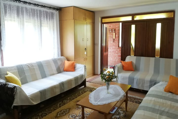 Comfortable, cozy apartment ideal for rest!