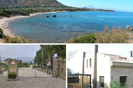Residence baia dei 7 emiri Cefalù - Mazzaforno - Villa