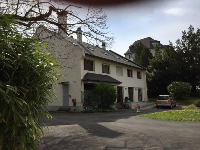 Entrée  principale maison