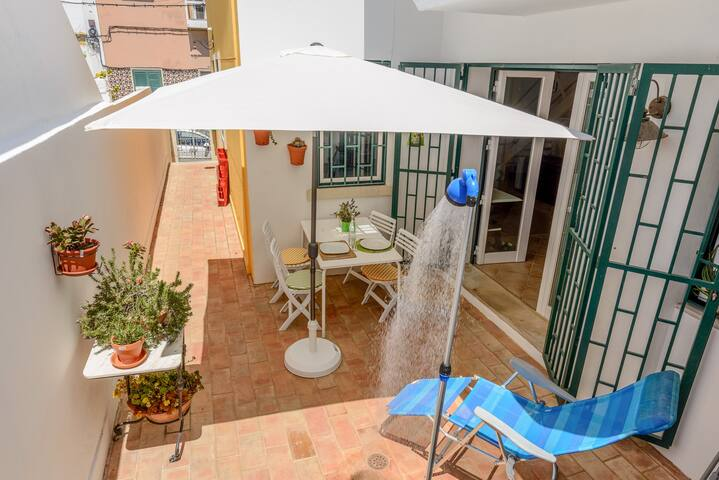 WONDERFUL Downtown Bedroom/Private WC/AC/WIFI/TV - Faro - House