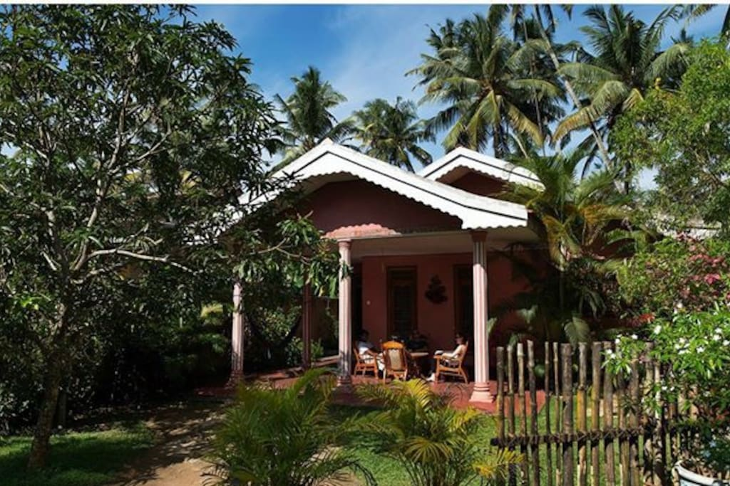Welcome to Nishan Surf Guest House..!!