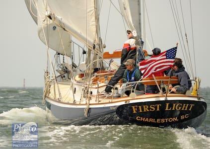 Classic design Cherubini 44 Ketch - Charleston - Boot