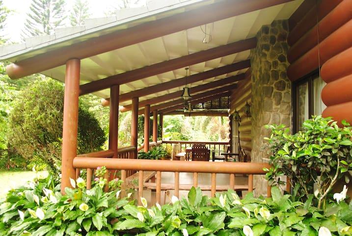 Vacation homes in Tagaytay - Tagaytay - Cabane
