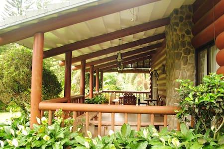 Vacation homes in Tagaytay - Tagaytay - Cabin