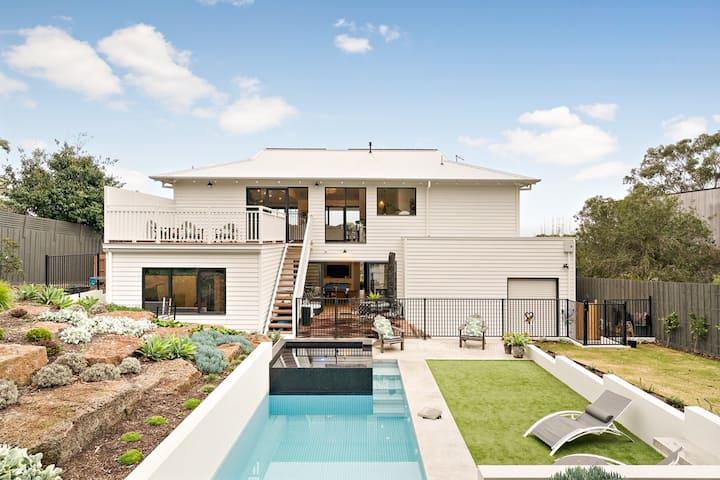 Hamptons Style Luxury Mt Martha