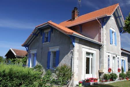 MAISON POUR VACANCES EN FAMILLE OU ENTRE AMIS - Lévignacq