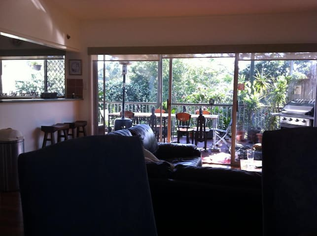 Private room in quiet home  - Mount Gravatt East - Hus