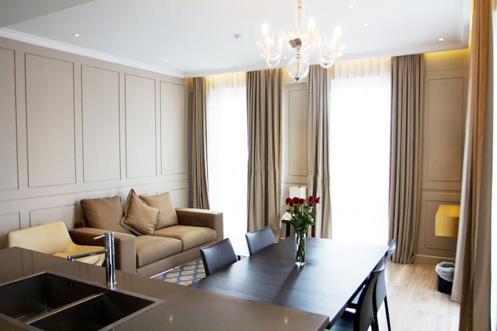 1 br type #01 - LFY Serviced Apartment in CBD HCM