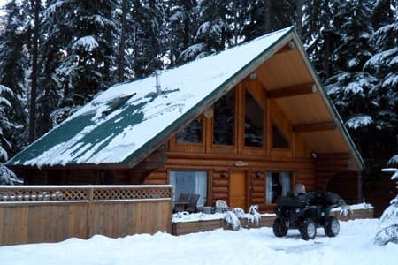The Billabong Lodge - Log Home - Hope - Zomerhuis/Cottage