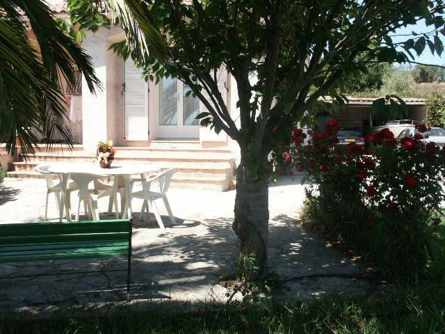 studio calme, nature et mer - Aléria - House