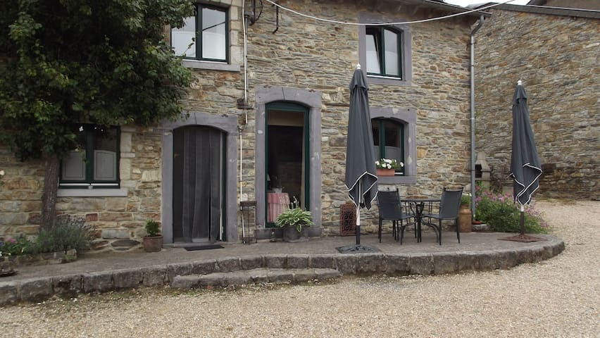 LUXURY HOLIDAY ROOMS TO RENT IN THE ARDENNEN