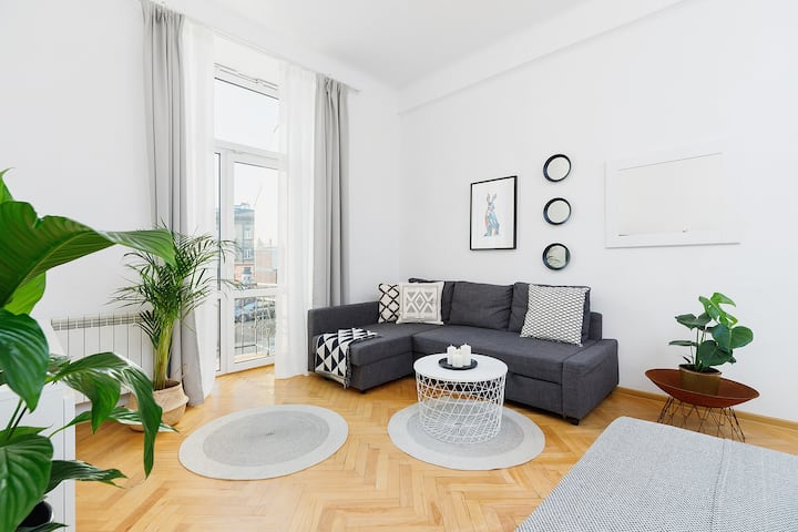 Two Bedroom Apartment / Starowislna 66