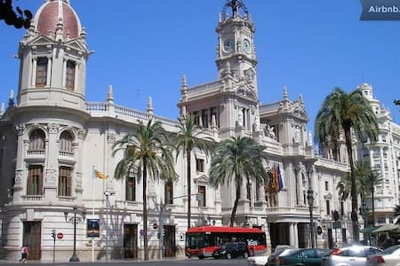 . STAY FOR 10 PEOPLE IN CENTER CITY - Valencia - Apartment