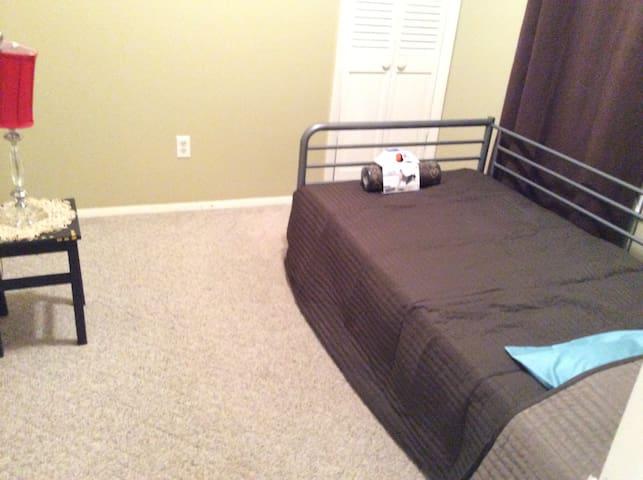 Guest Bedroom Brown