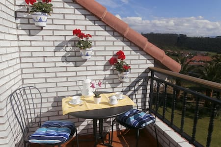 Apartment with wiews near beach - Cantabria - อพาร์ทเมนท์