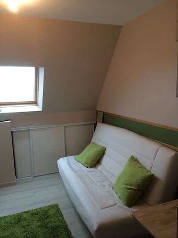 Furnished flat close to Caen center - Caen - Lejlighed