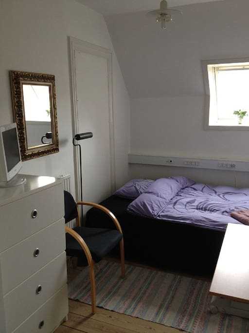 10 minuts from central copenhagen bed breakfasts for rent in glostrup denmark - Patician room ...
