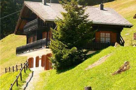 Grazioso appartamento sulle piste di sci - Val-d'Illiez - 公寓