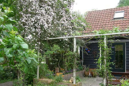 Charming Barnhouse near Utrecht + P