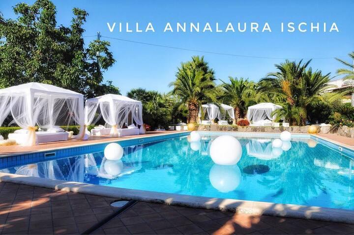 Exclusive Luxurious Villa in Ischia Island Italy