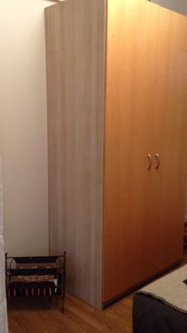 Un armoire dédiée pour vous