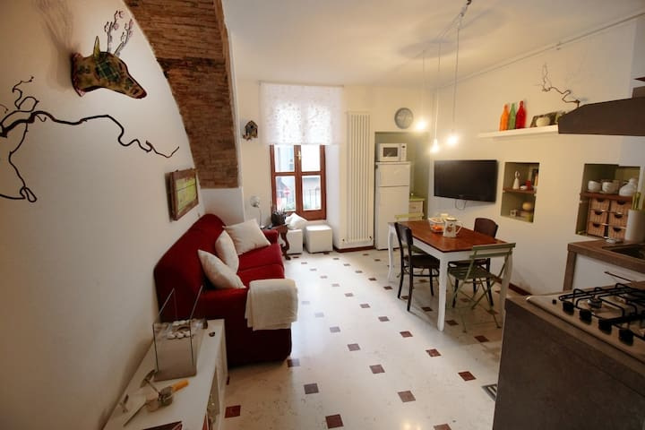 Medieval Home with Cathedral View | Casa Medievale - Teramo - Apartment