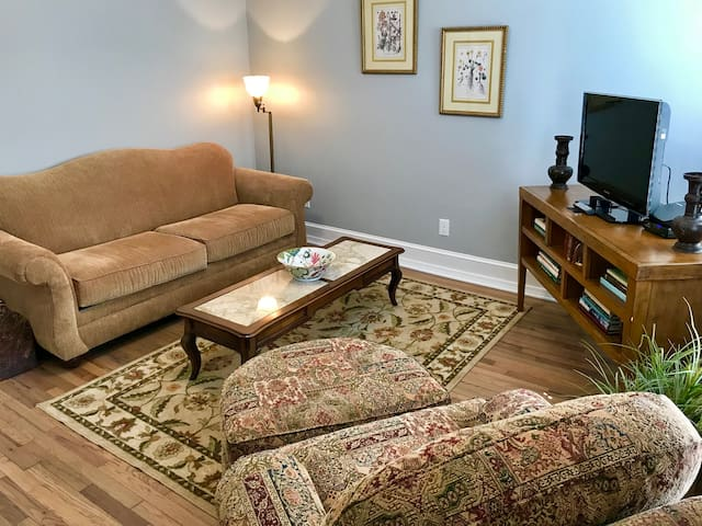 Lovely 2br/1ba apartment in the city