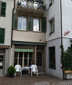 Gemütliches Zimmer in der Altstadt. - Rheinfelden - Talo