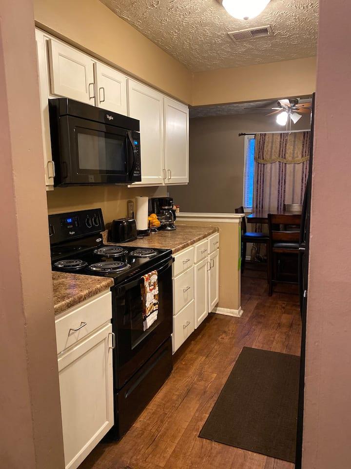 *Safe, affordable, clean, private bedroom