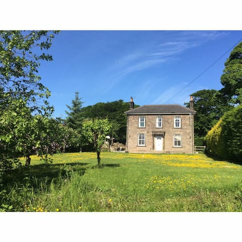 Georgian Country House, Derbyshire - Wingerworth - Bed & Breakfast