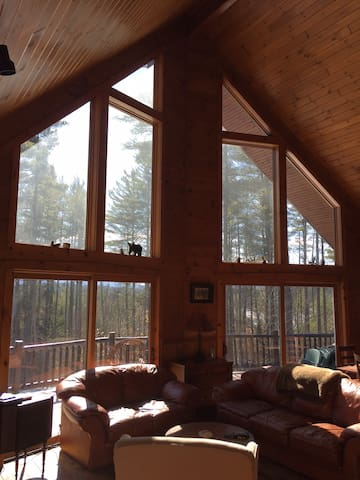 Betsy's Wildlife Retreat: Private & Pet Friendly - Saranac Lake - House