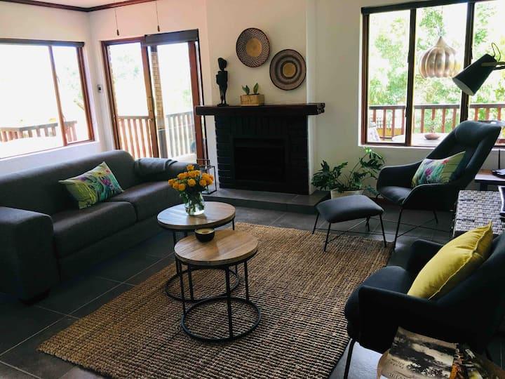 Modern, cosy chalet in Resort; short term rental