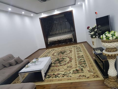 Local apartment in the city center