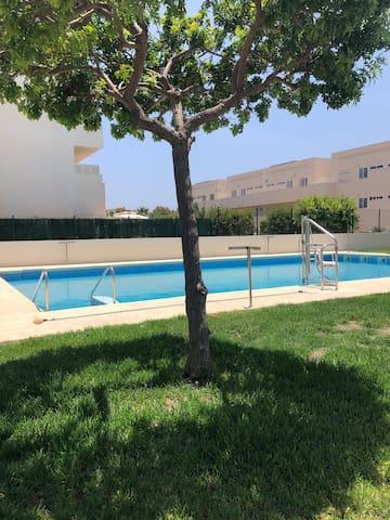 Apartment near the sea, Almeria el Toyo