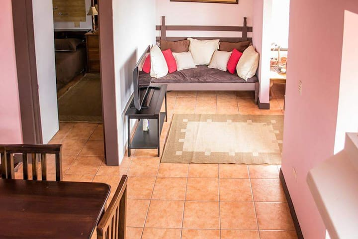 My Costa Rican Apartment in Heredia.