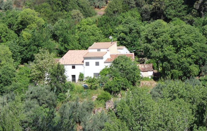 Cortijo La Cabieda - Ideal for Groups and Families
