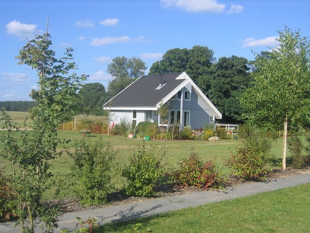 Ferienhaus Solskin - Lindow (Mark) - House