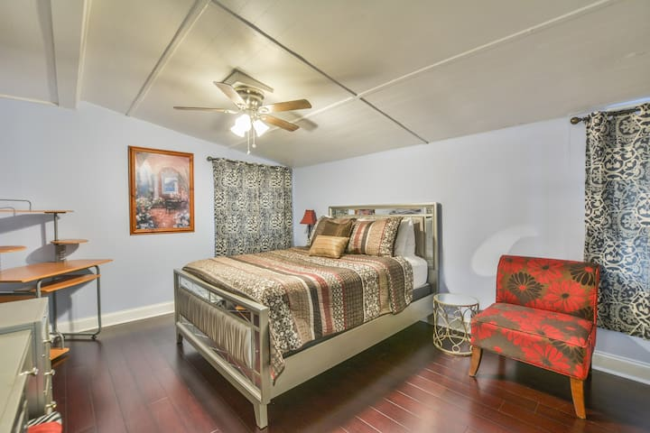 Cozy PrivateRoom#D near Hartsfield-Jackson Airport
