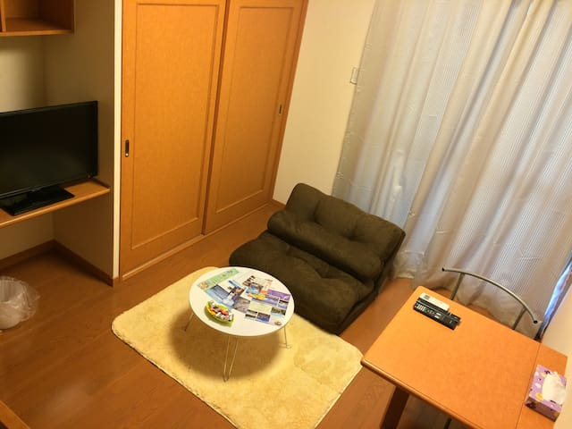 Just 5min from Station2/Fuji view! - kawaguchiko - Apartamento