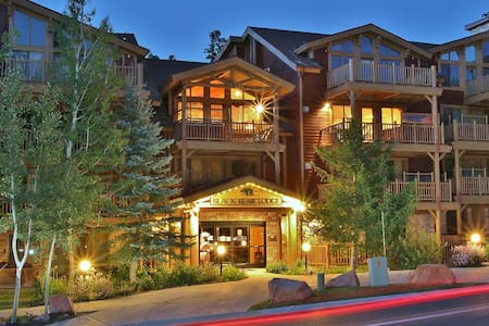 Deer Valley Black Bear Penthouse B - Park City - Kondominium