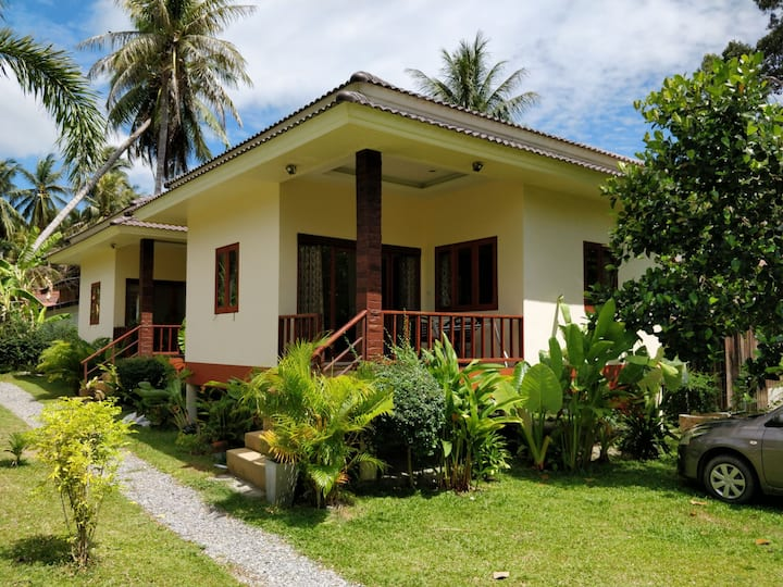 Modern 1BR House #1 at Ban Tai - Koh Phangan