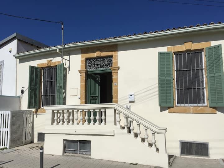 KALOMIRA: Restored stone house on Venetian Walls