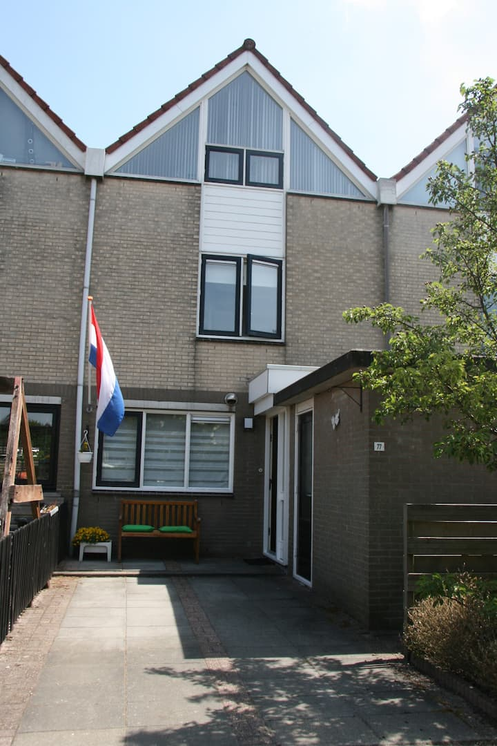 4 Bedroom Home Minutes from Amsterdam & Amstelveen