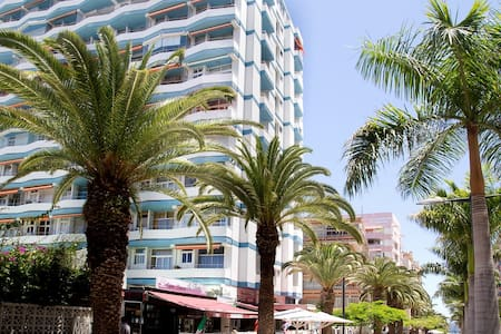 Luxury apartment zone centre Puerto de la Cruz