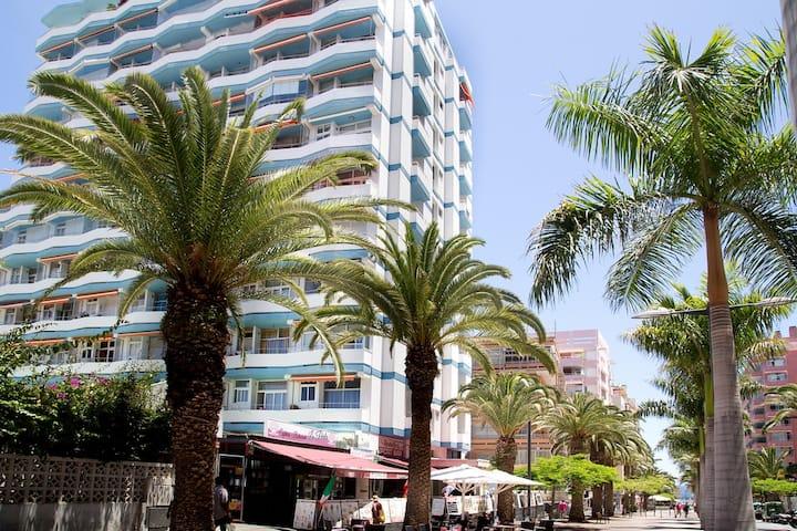 Luxury apartment zone centre Puerto de la Cruz
