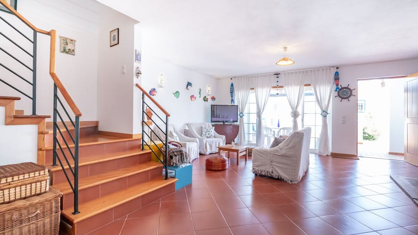 Lar do Mar➻Spacious villa and Stunning sea view!