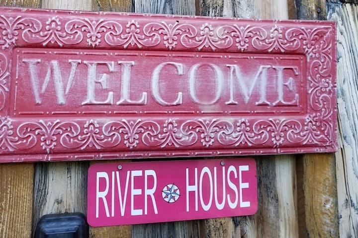 Vermont River Front House,  Quiet retreat