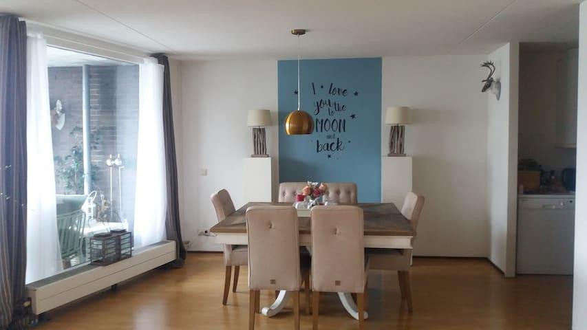 Sfeervol en centraal gelegen app (85 m2) in centr - Amersfoort - Daire